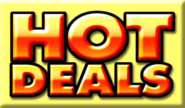 Hot Deals for Carpet Furniture and Window Cleaning!